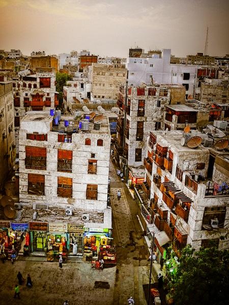 vieux jeddah