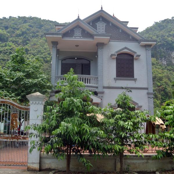 Les maisons au vietnam - La maison de la place saignon ...