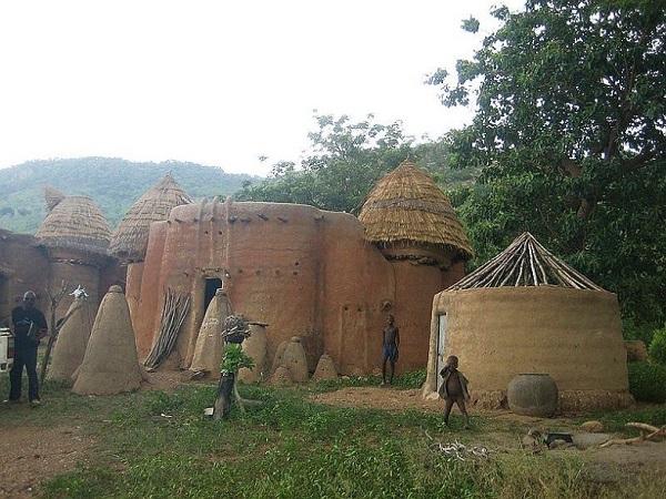 habitat typique bénin