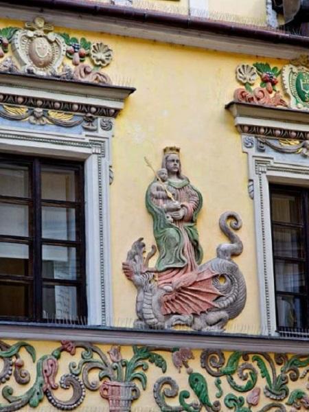 maison de la madonne pologne