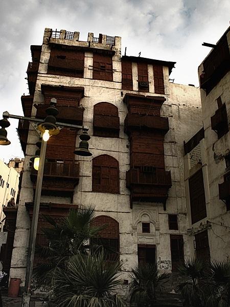 Plan De Construction En Arabie Saoudite Maison : Maisons typiques du vieux jeddah