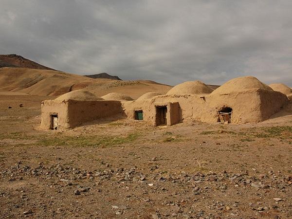 village en afghanistan