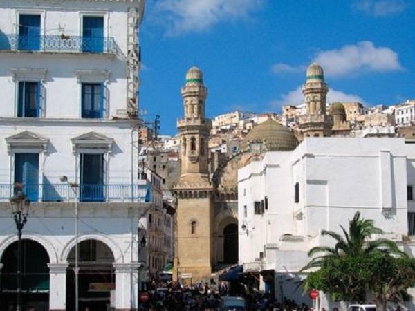 architecture algérie