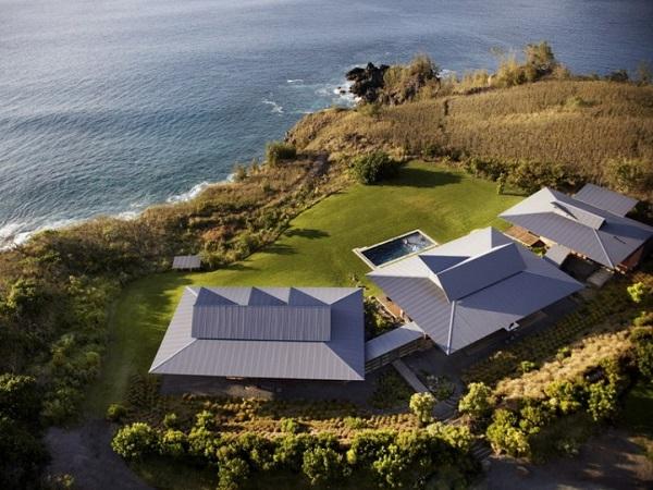 maison architecte hawai