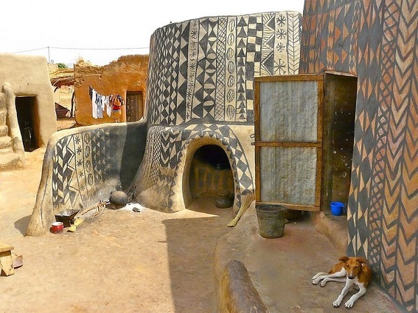 maisons du burkina
