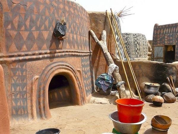 maison burkina faso