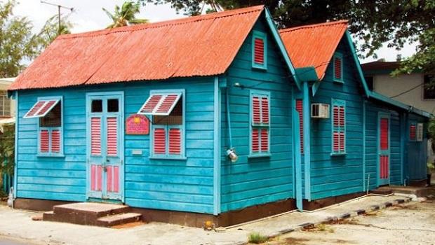 maison mobile barbade