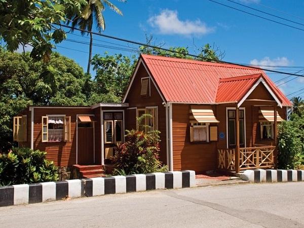 Les maisons mobiles de la barbade - La maison mobel ...