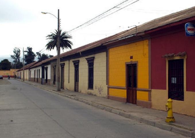 maisons traditionnelles du chili