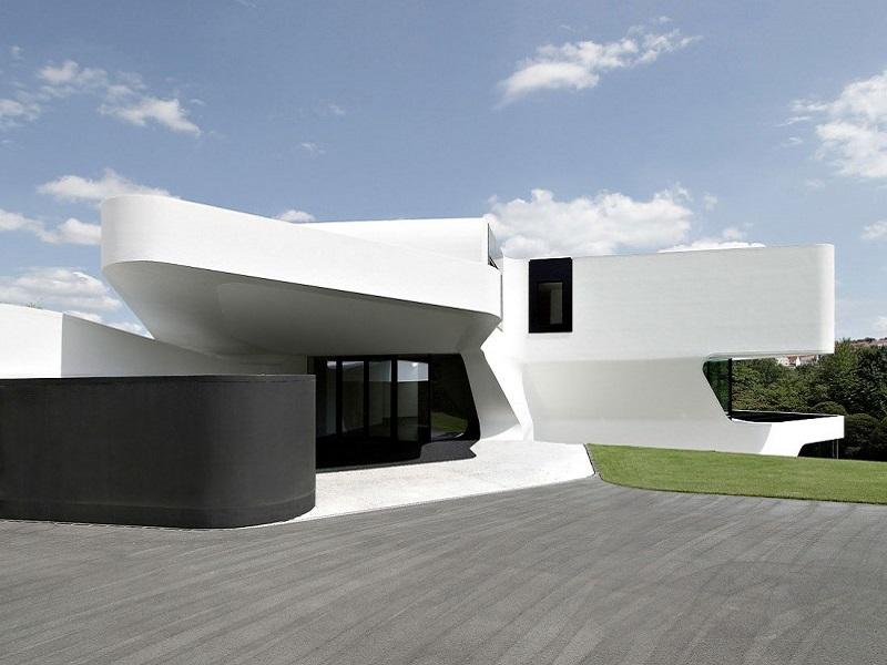 Dupli Casa Une Maison Trs Futuriste