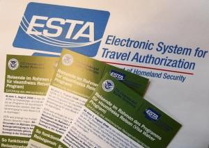 Mise à jour des informations demandée ESTA