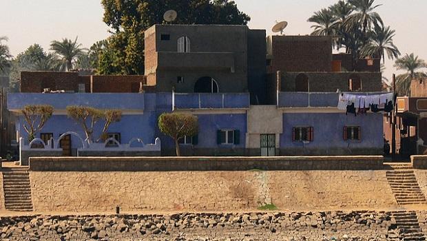 maison egypte