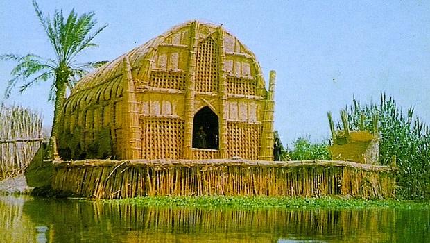 Maisons flottantes en irak un paradis presque perdu for Ameublement de la maison