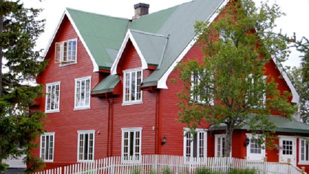 Les maisons en norv ge for Les photos de maison
