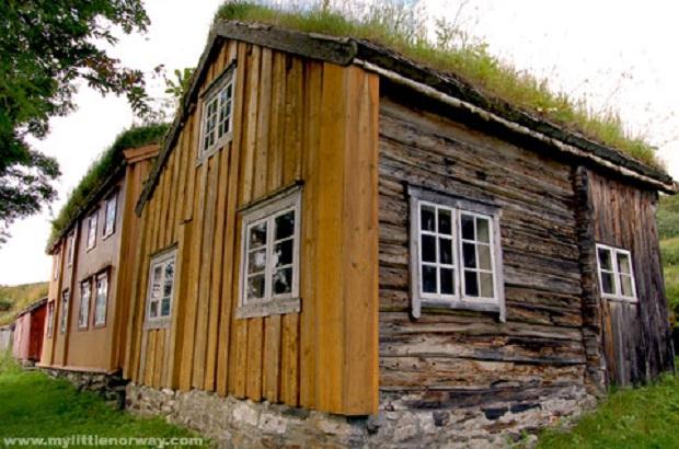 maisons en norvège