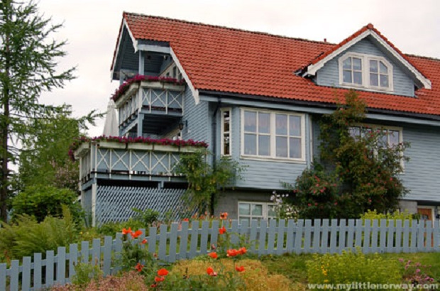 maisons norvégiennes