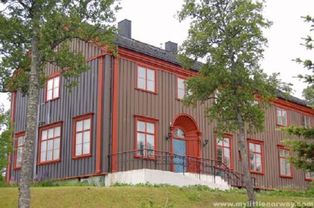 maison en norvège