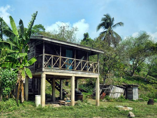 maisons du belize