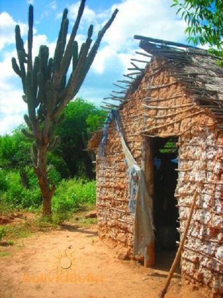 Maisons en Bolivie
