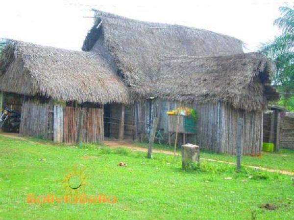 maisons bolivie
