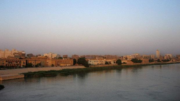 maisons en irak
