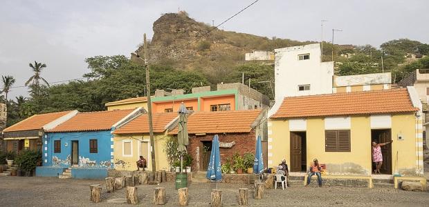 maison traditionnelle cap vert