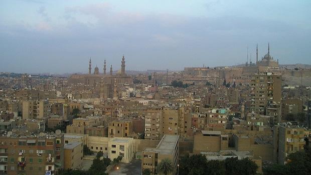 maisons en egypte