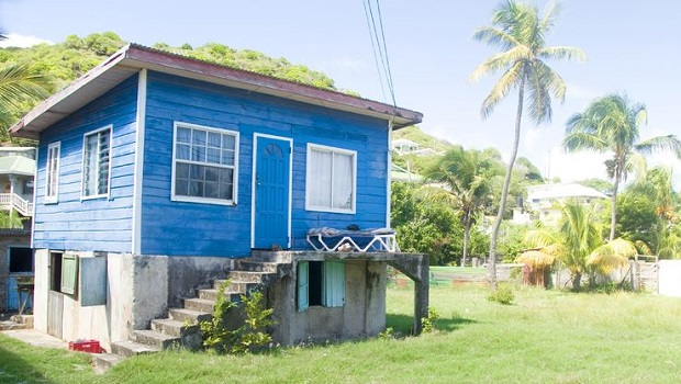 Architecture à Saint Vincent et les Grenadines