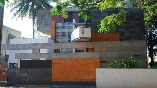 belle maison en inde