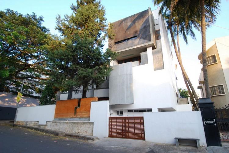maison architecte inde
