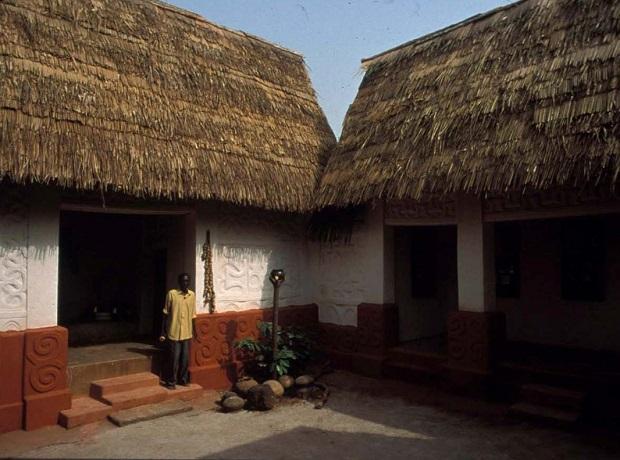 maisons ghana
