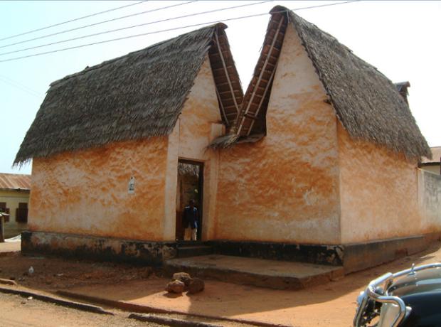 architecture ghana
