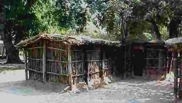 La maison traditionnelle du peuple Gogo