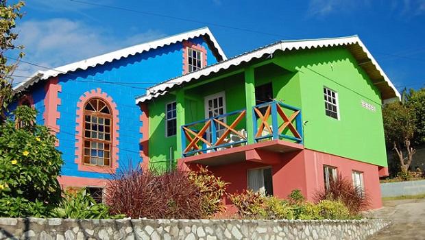Architecture à Saint Vincent et les Grenadines