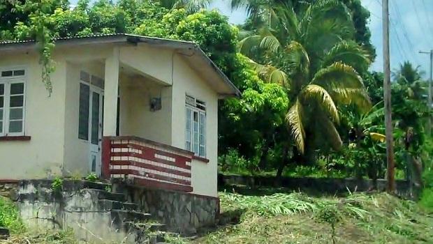 les maisons à saint vincent