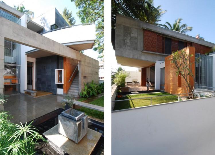 maison riche inde