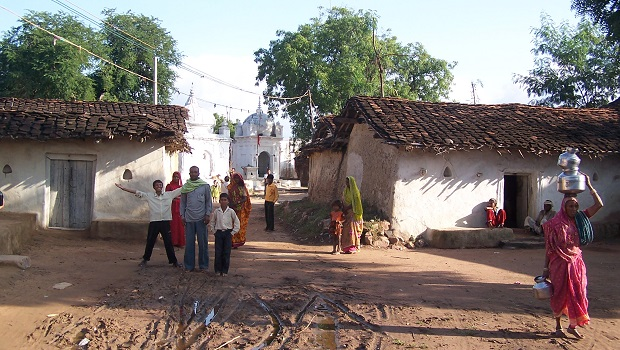 maisons en inde