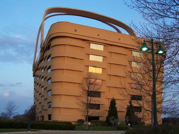 bâtiment panier ohio