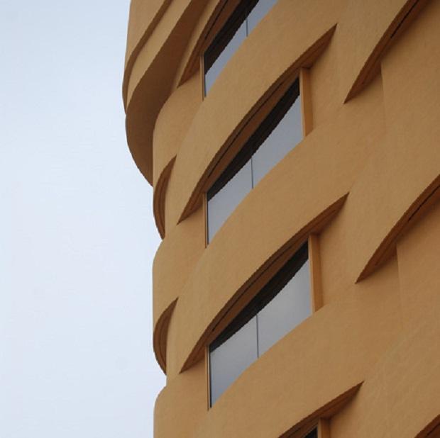 Le bâtiment panier