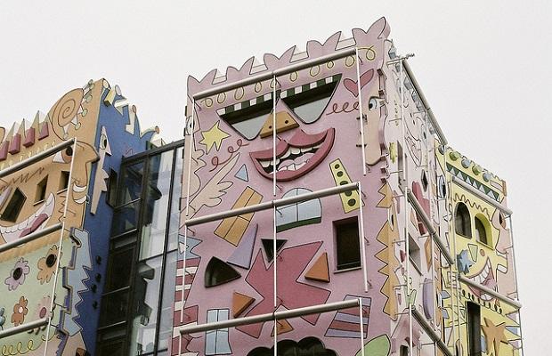 maison architecte rizzi