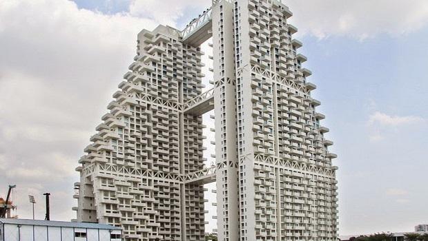 sky habitat singapour