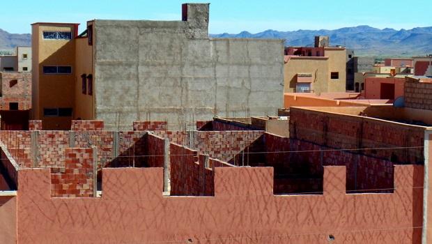 maisons typiques du Maroc