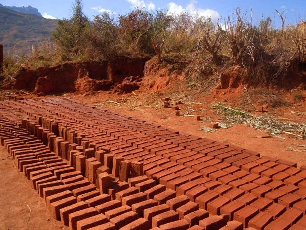Architecture Malgache  Les Maisons En Terre Crue