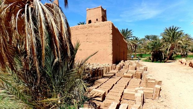 maisons typiques Maroc