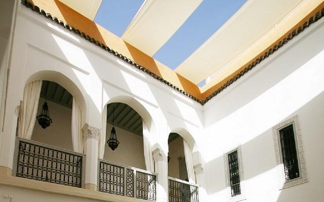 plus beaux riads de Marrakech