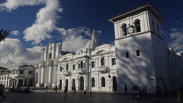 L'architecture en Colombie