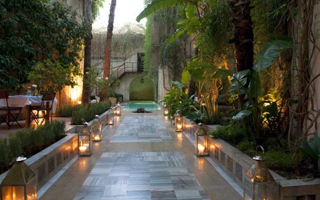 meilleurs riads de Marrakech