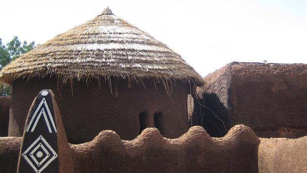 maisons du Nigéria