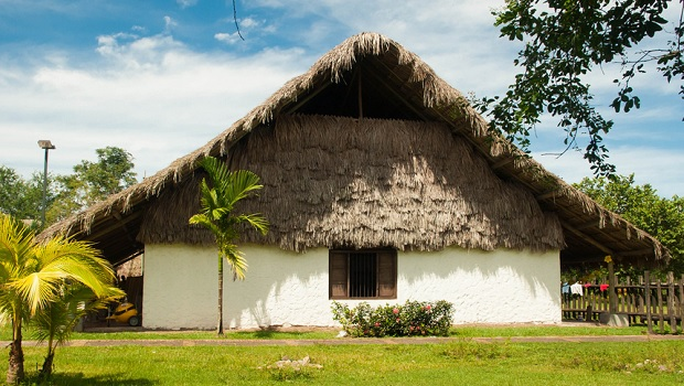 maisons en colombie