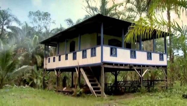 maison typique colombie